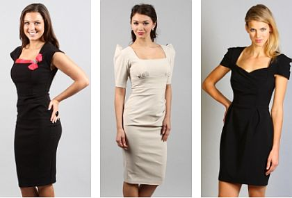 Какое платья выбрать на большую грудь