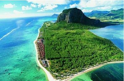 свадебное путешествие Маврикий