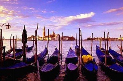 свадебное путешествие Венеция