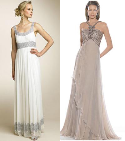 Выкройка для греческого платья своими руками