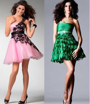 Плаття на випускний фасони