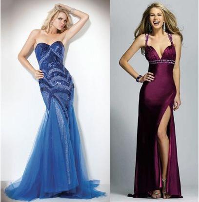 Платья выпускные на 2011