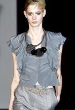 Модные блузки и топы – весна-лето 2011