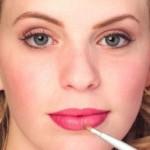 как увеличить губы