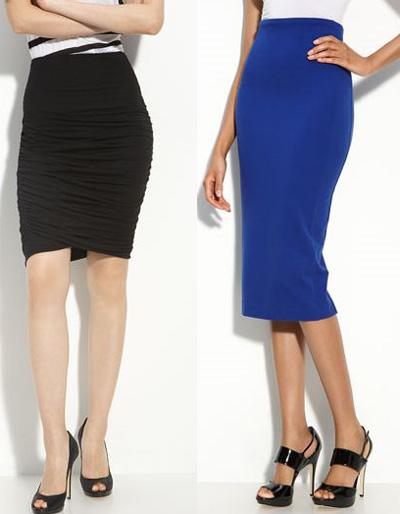 Мода на все времена: юбка-