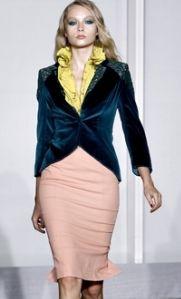 Мода на все времена: юбка-карандаш