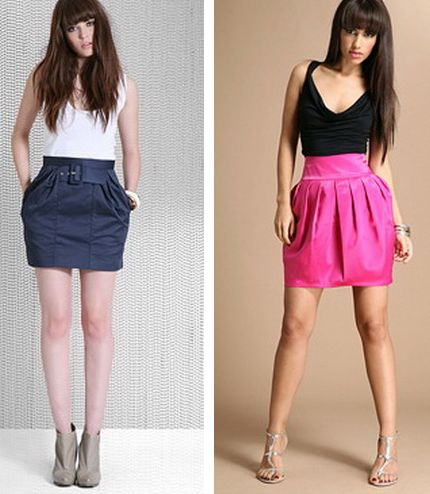 Модные юбки 2011Сайт о красоте, уходе за кожей лица и ...: http://beautyhill.ru/nodniye-ubki-2011/