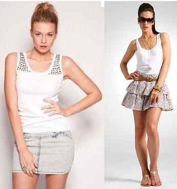 модные юбки 2011