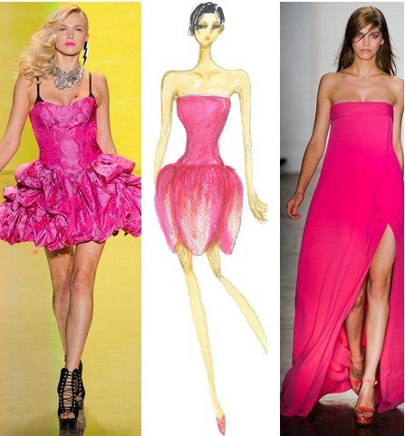 Модный цвет 2012