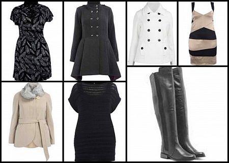мода для полных 2012