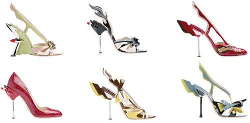 модные туфли 2012