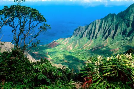 куда поехать в свадебное путешествие - гавайи