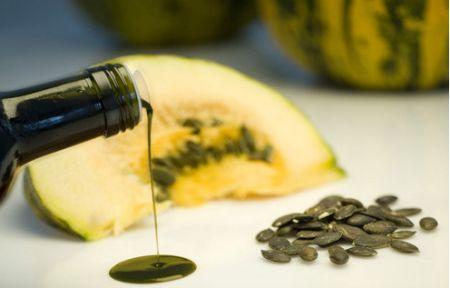 тыквенное масло - польза и вред