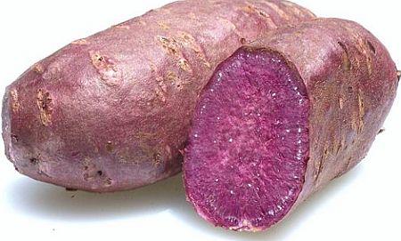 батат - сладкий картофель польза