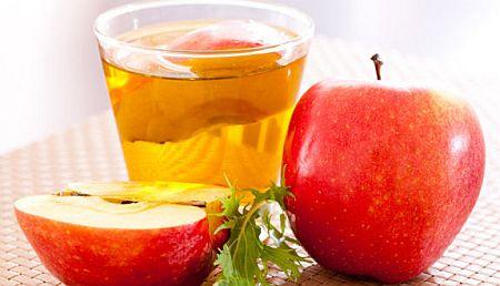 Яблочный уксус – применение для лица и волос