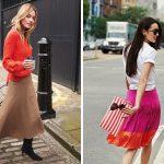 Как влияет на фигуру длина юбки
