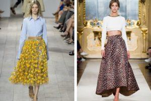 Как выбрать женскую летнюю юбку - интернет-магазин ИссаПлюс