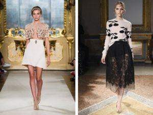 Модная женская юбка - магазин ИссаПлюс