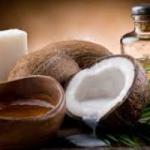 Правила использования кокосового масла для загара