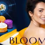 Faberlic выпустил новую уходовую серию Bloom с экстрактами цветов
