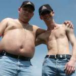 Лишний вес имеет свои плюсы