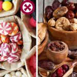 Действенные способы отказа от сладостей