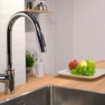 Смесители для кухни: особенности современного ассортимента