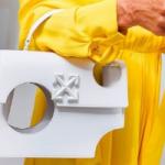 Новый модный тренд: дырявые сумки