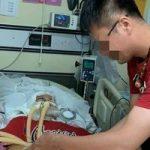 Печальную свадьбу на Тайване окрестили «самой трогательной в мире»