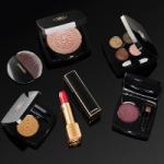 Дом Chanel представил новогоднюю коллекцию макияжа