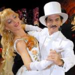 Разница в 51 год: популярный советский танцор рассказал о возлюбленной