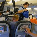 Вода в самолетах опасна даже для мытья рук