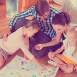 Способы развлечь детей, не выходя из дома