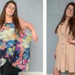 Британка за год сбросила 76 килограммов из-за насмешек незнакомцев