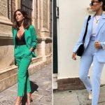 Элегантность и женственность — подбираем женский костюм