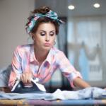 Одежда способна выдать домохозяйку