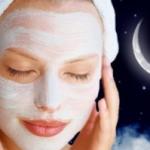 Особенности ночного ухода за кожей