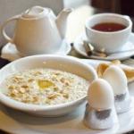 Плотный завтрак поможет сжечь вдвое больше калорий
