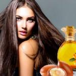 Аргановое масло эффективно оживит волосы