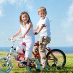 Разумный выбор детского велосипеда