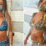 Трикини: новый тренд моды во время пандемии