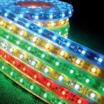 Светодиодные ленты: виды и типы, сферы применения