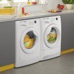 Нужна ли стиральная машинка в семье, где есть новорожденный?