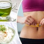 Рисовое меню способствует эффективному сбрасыванию веса