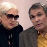Алибасов твердо решил развестись с Шукшиной