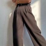 В моду возвращаются брюки палаццо