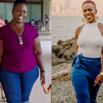 Похудевшая на 55 кг женщина дала ценные советы
