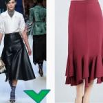 Какие юбки сегодня в тренде