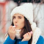 Полезные рекомендации по уходу за губами зимой
