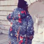 Такие зимние наряды визуально старят образ